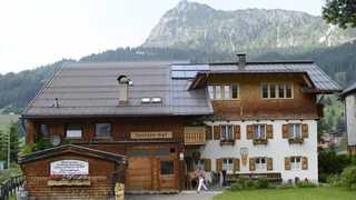 Zettlerhof Tannheim