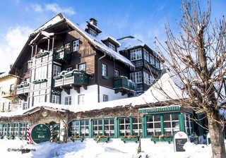 Hotel Villa Salis Altaussee