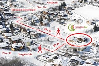 Rosentalerhof Hotel & Appartements Saalbach-Hinterglemm