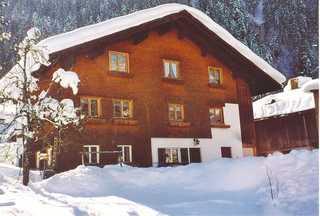 Haus Simma Dalaas/Wald