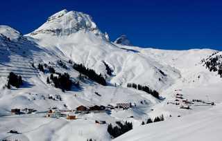 Ferienwohnung Wellnesshotel Warther Hof Warth am Arlberg