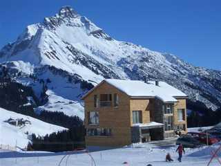 Haus Anita Warth am Arlberg