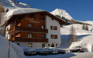 Haus Christine Warth am Arlberg
