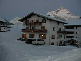 Haus Fritz Warth am Arlberg