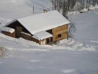 Hütte /Haus Rüscher Schnepfau