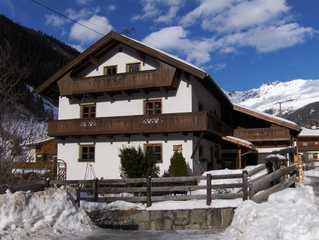 Haflingerhof Kaunertal