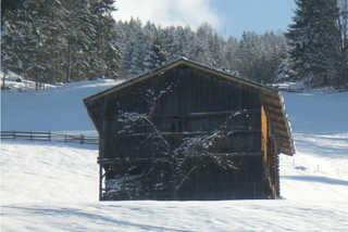 Floachhof Urlaub am Bauernhof Weerberg Winter Umgebung