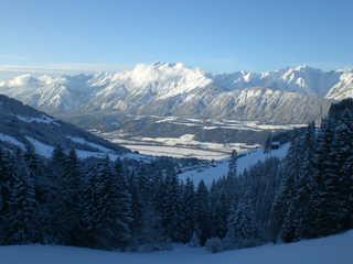 Floachhof Urlaub am Bauernhof Weerberg Winter Karwendel