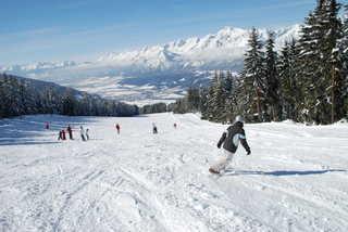 Bauernhof, Winter, Skifahren, Weerberg, Hüttegg