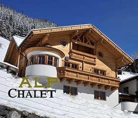 Alp Chalet Kappl / Ischgl Kappl