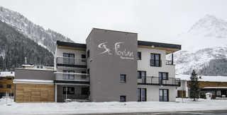 St. Florian Appartements Galtür