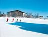 Hotel Lohninger-Schober / Außenansicht im Winter