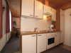 Die Küche unserer Ferienwohnung