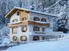 Haus Hofer im Winter