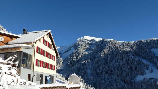 Ferienhaus Schwendehof Fontanella