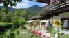Terasse ; Garten; Blick auf den Hirschberg