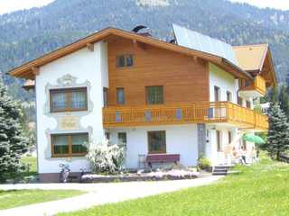 Haus Hämmerle Vorderhornbach