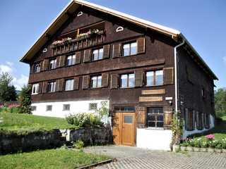 Gästehaus Wiesenhof Schwarzenberg im Bregenzerwald