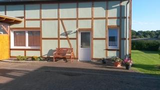 Ferienhaus mit Kamin Wiesenblick F 573