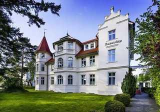Villa Aesculap Aktionspreis 7=6 Neben- und Außersaison