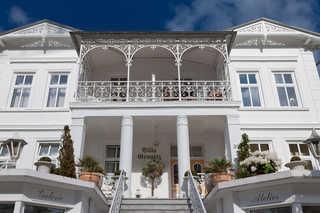 Villa Granitz | Komfort-Fewos im Bäderstil strandnah