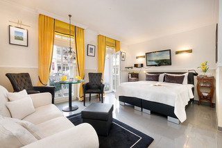Traum-Apartments - Villa JUGENDGLÜCK 50m zum Strand