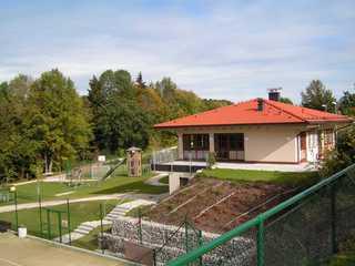 """Ferienpark Vorauf Typ """"Salzburg"""" Siegsdorf"""