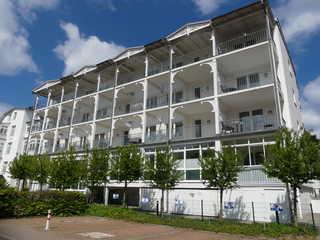 Ferienwohnung Villa Freia 27 im Ostseebad Binz