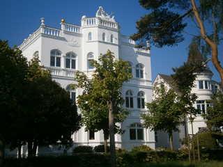 Ferienwohnung Villa Sirene 19 im Ostssebad Binz auf Rügen