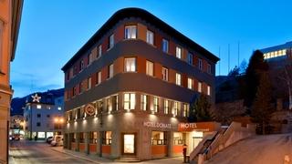 Hotel Donatz Samedan