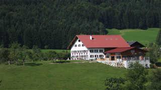 Bauernhof Knoblechner Tiefgraben am Mondsee