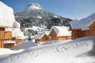 AlpenParks Hagan Lodge Altaussee - Aktiv & Naturresort Altaussee