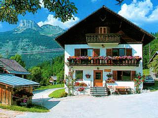 Haus Dachsteinblick - Familie Köberl Altaussee