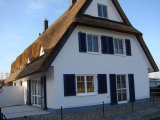 Doppelhaus unter Reet | Küstentraum & Ostseetraum F 784