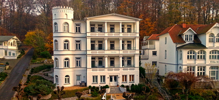 Villa Odin | 5-Sterne-Fewo (DTV) im Bäderstil