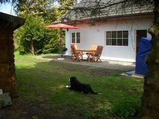 Obj. 79 - Ruhiges Ferienhaus für 6 Pers. mit Hund, W-LAN