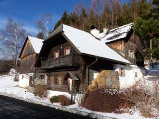 Feriendörfl - Haus Almenland Floing