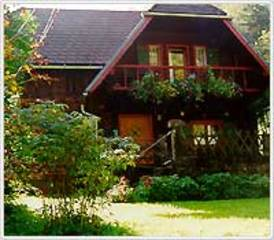Kautsch Log Cabin