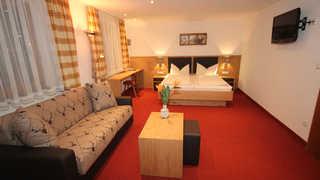 Hotel Gletscherblick Kaunertal