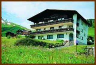 Pension Bergheim Warth am Arlberg