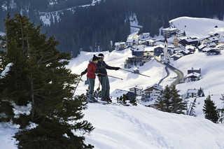 Boutique Hotel Lechtalerhof Warth am Arlberg