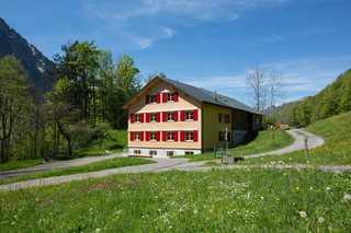 Knusperhütte - Erlebnissurlaub in Schnepfau  Schnepfau