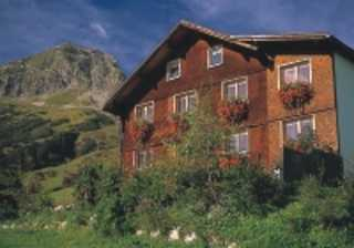 Haus Moosbrugger Warth am Arlberg