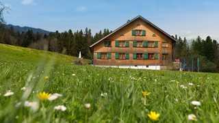 Ferienloft Waldblick Schwarzenberg im Bregenzerwald