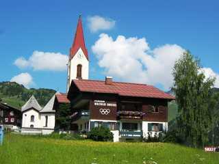 Pension Wiltrud Warth am Arlberg