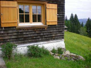 Tannerberghütte Familie Winder Alberschwende