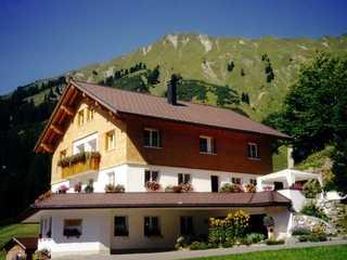 Haus Panoramablick Schröcken