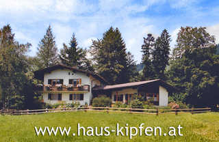 Haus Kipfen Sibratsgfäll