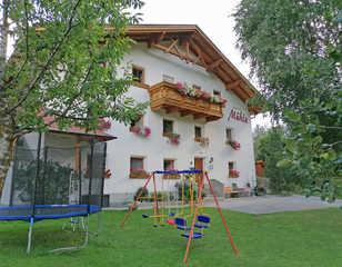 Haus zur Mühle Ried im Oberinntal