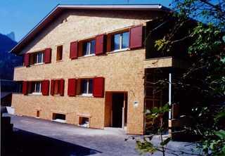 Wohlfühlappartement Strolz Schoppernau